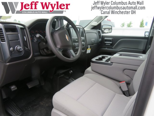 2018 Silverado 2500 Double Cab 4x4,  Knapheide Service Body #S90821 - photo 11