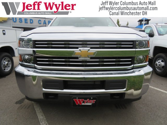 2018 Silverado 2500 Double Cab 4x4,  Knapheide Service Body #S90821 - photo 4