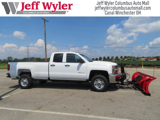 2018 Silverado 2500 Double Cab 4x4,  Pickup #S90824 - photo 10