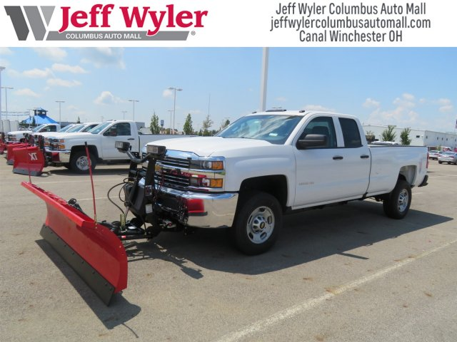 2018 Silverado 2500 Double Cab 4x4,  Pickup #S90824 - photo 4