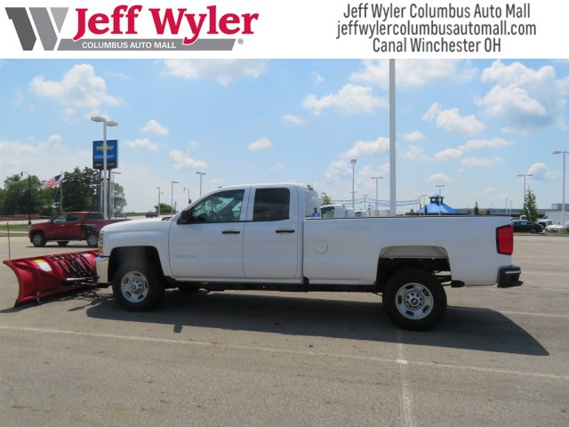 2018 Silverado 2500 Double Cab 4x4,  Pickup #S90824 - photo 6