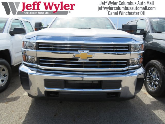 2018 Silverado 2500 Crew Cab 4x2,  Knapheide Service Body #S90825 - photo 3
