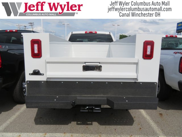 2018 Silverado 2500 Crew Cab 4x2,  Knapheide Service Body #S90825 - photo 5