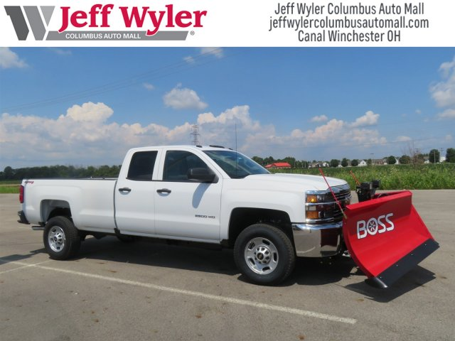 2018 Silverado 2500 Double Cab 4x4,  Pickup #S90826 - photo 10