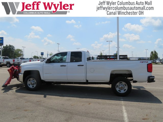 2018 Silverado 2500 Double Cab 4x4,  Pickup #S90826 - photo 6