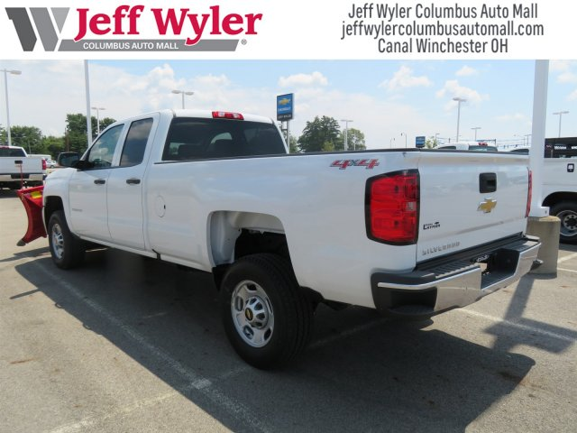 2018 Silverado 2500 Double Cab 4x4,  Pickup #S90826 - photo 7