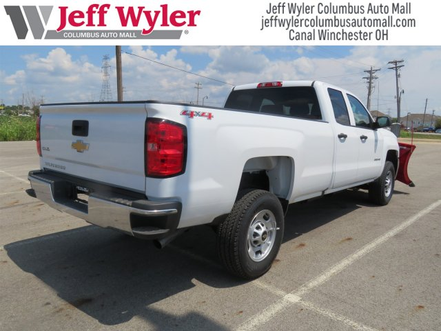 2018 Silverado 2500 Double Cab 4x4,  Pickup #S90826 - photo 8