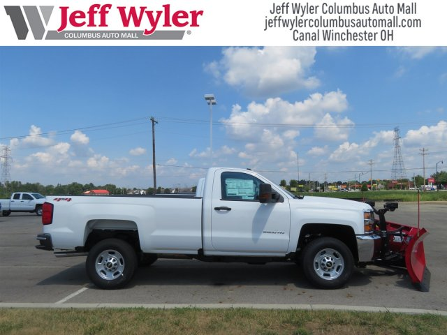 2018 Silverado 2500 Regular Cab 4x4,  Pickup #S90827 - photo 5