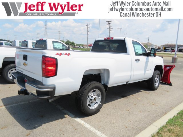 2018 Silverado 2500 Regular Cab 4x4,  Pickup #S90827 - photo 6