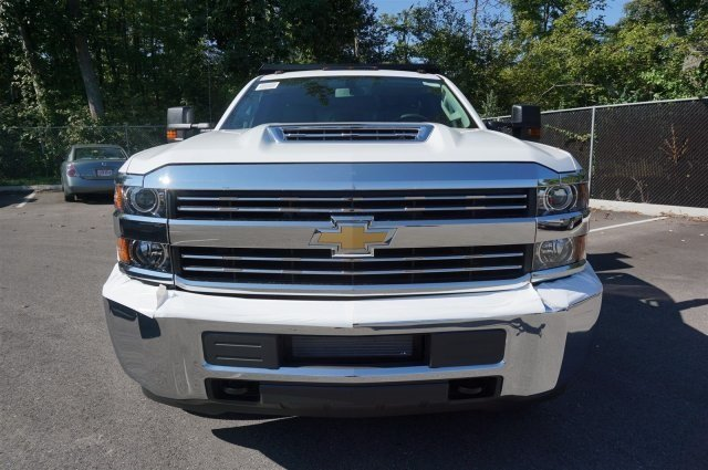 2017 Silverado 3500 Regular Cab DRW 4x4,  Monroe MTE-Zee Dump Dump Body #S90835 - photo 8