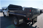 2017 Silverado 3500 Regular Cab DRW 4x4,  Monroe MTE-Zee Dump Dump Body #S90835 - photo 2