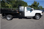 2017 Silverado 3500 Regular Cab DRW 4x4,  Monroe MTE-Zee Dump Dump Body #S90835 - photo 6
