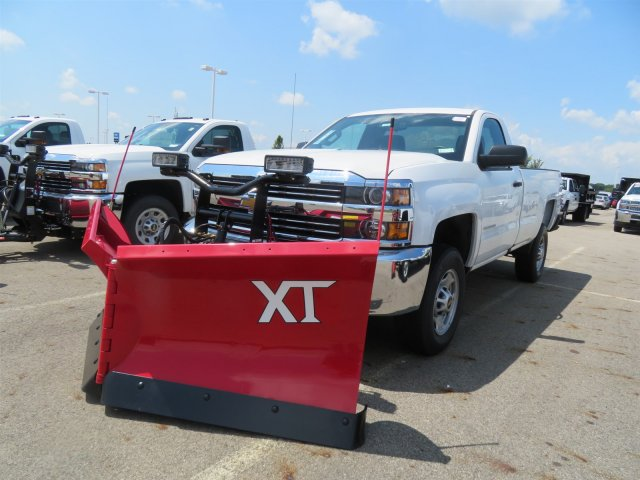 2018 Silverado 2500 Regular Cab 4x4,  Pickup #S90846 - photo 4