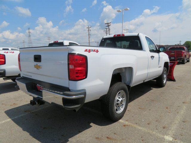 2018 Silverado 2500 Regular Cab 4x4,  Pickup #S90846 - photo 8