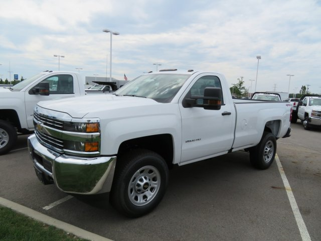 2018 Silverado 2500 Regular Cab 4x4,  Pickup #S90847 - photo 4