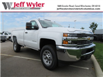 2018 Silverado 2500 Regular Cab 4x4,  Pickup #S90847 - photo 1