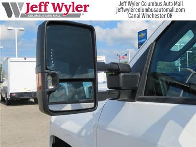 2018 Silverado 3500 Regular Cab DRW 4x4,  Reading Platform Body #S90860 - photo 10