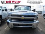 2018 Silverado 3500 Regular Cab DRW 4x4,  Reading Platform Body #S90860 - photo 3