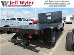 2018 Silverado 3500 Regular Cab DRW 4x4,  Reading Platform Body #S90860 - photo 7