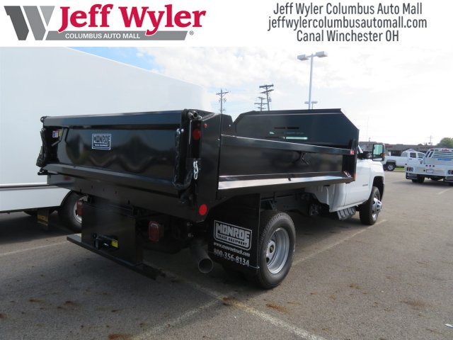 2018 Silverado 3500 Regular Cab DRW 4x4,  Monroe Dump Body #S90862 - photo 5