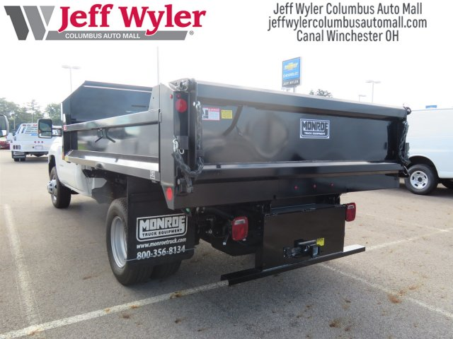 2018 Silverado 3500 Regular Cab DRW 4x4,  Monroe Dump Body #S90862 - photo 2