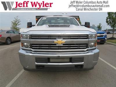 2018 Silverado 3500 Regular Cab DRW 4x2,  Monroe Work-A-Hauler II Stake Bed #S90864 - photo 3