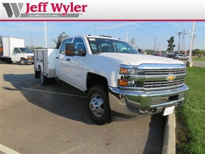 2018 Silverado 3500 Crew Cab DRW 4x2,  Duramag R Series Service Body #S90877 - photo 5