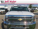 2018 Silverado 3500 Crew Cab DRW 4x2,  Duramag R Series Service Body #S90877 - photo 3