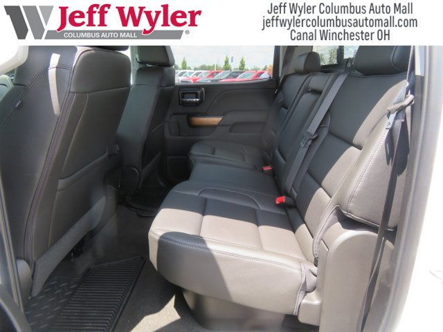 2018 Silverado 3500 Crew Cab 4x4,  Pickup #S90914 - photo 11