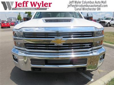 2018 Silverado 3500 Crew Cab 4x4,  Pickup #S90914 - photo 3