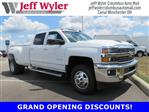 2018 Silverado 3500 Crew Cab 4x4,  Pickup #S90914 - photo 1