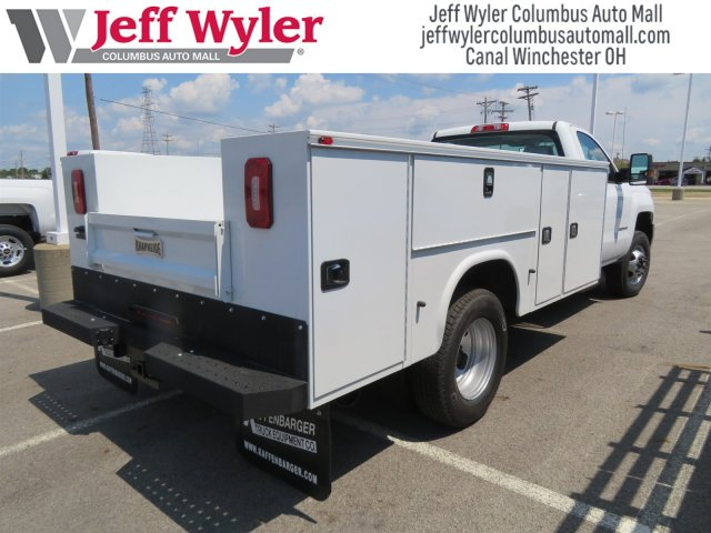 2018 Silverado 3500 Regular Cab DRW 4x2,  Knapheide Service Body #S90921 - photo 2