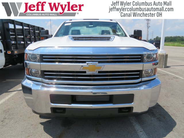 2018 Silverado 3500 Regular Cab DRW 4x2,  Knapheide Service Body #S90921 - photo 3