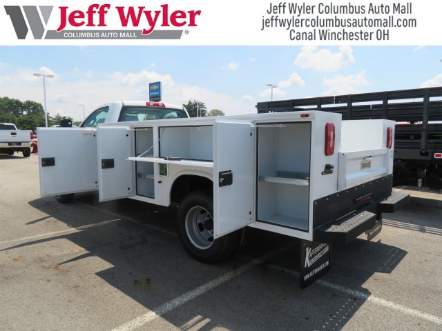 2018 Silverado 3500 Regular Cab DRW 4x2,  Knapheide Service Body #S90921 - photo 7