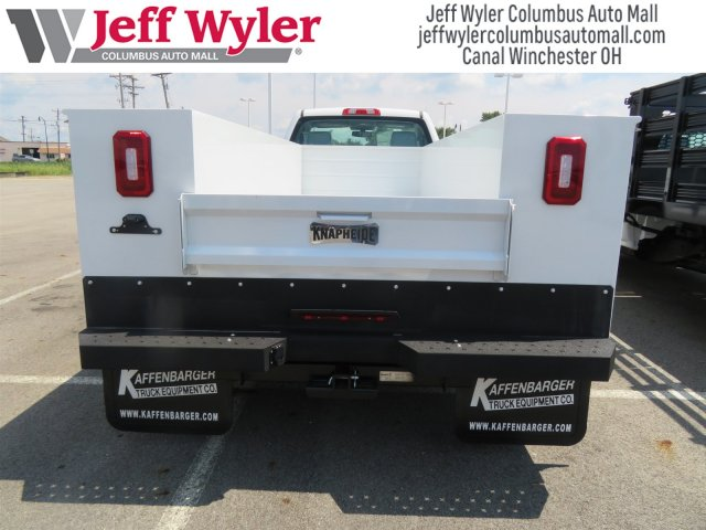 2018 Silverado 3500 Regular Cab DRW 4x2,  Knapheide Service Body #S90921 - photo 9