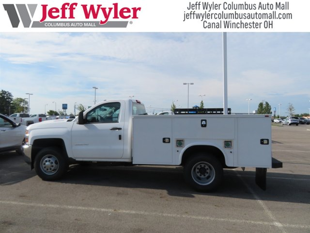 2018 Silverado 3500 Regular Cab DRW 4x4,  Knapheide Service Body #S90922 - photo 4