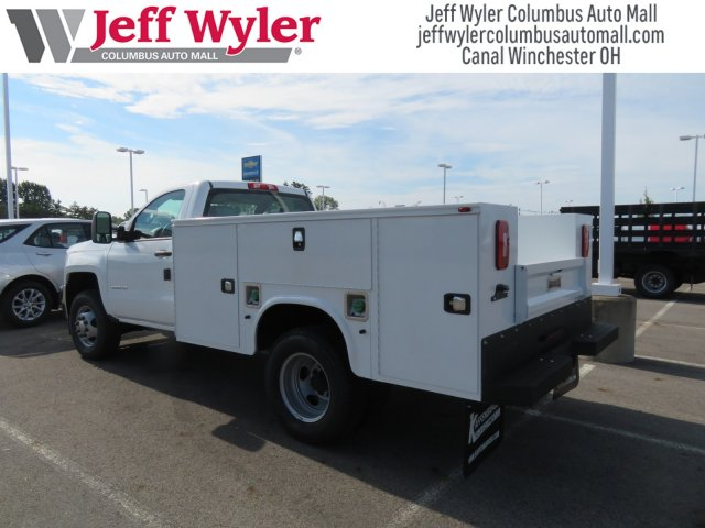 2018 Silverado 3500 Regular Cab DRW 4x4,  Knapheide Service Body #S90922 - photo 2