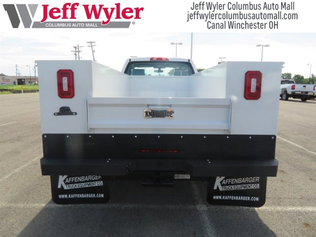 2018 Silverado 3500 Regular Cab DRW 4x4,  Knapheide Service Body #S90922 - photo 5