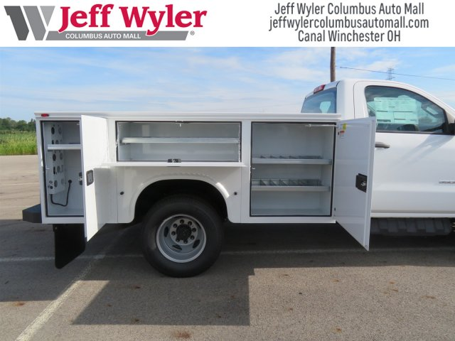 2018 Silverado 3500 Regular Cab DRW 4x4,  Knapheide Service Body #S90922 - photo 8