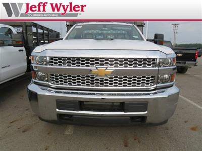 2019 Silverado 3500 Regular Cab DRW 4x2,  Knapheide Value-Master X Stake Bed #S90925 - photo 3