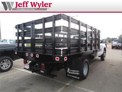 2019 Silverado 3500 Regular Cab DRW 4x2,  Knapheide Value-Master X Stake Bed #S90925 - photo 7