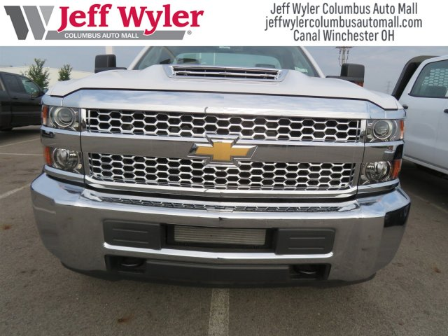 2019 Silverado 3500 Regular Cab DRW 4x4,  Knapheide Service Body #S90926 - photo 3