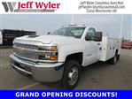 2019 Silverado 3500 Regular Cab DRW 4x4,  Knapheide Service Body #S90926 - photo 1