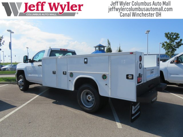 2018 Silverado 3500 Regular Cab DRW 4x2,  Knapheide Service Body #S90931 - photo 2