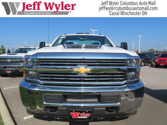 2018 Silverado 3500 Regular Cab DRW 4x2,  Knapheide Service Body #S90931 - photo 3