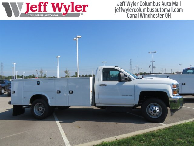 2018 Silverado 3500 Regular Cab DRW 4x2,  Knapheide Service Body #S90931 - photo 5
