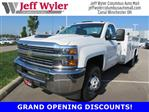2018 Silverado 3500 Regular Cab DRW 4x2,  Knapheide Service Body #S90931 - photo 1