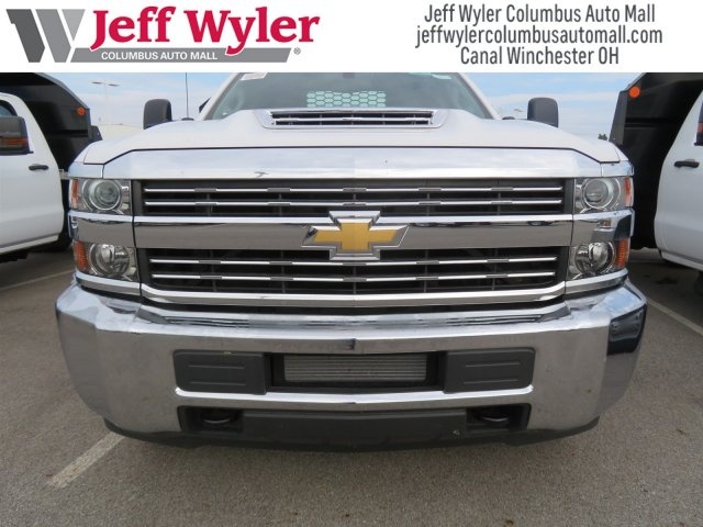 2018 Silverado 3500 Regular Cab DRW 4x4,  Knapheide Dump Body #S90962 - photo 4