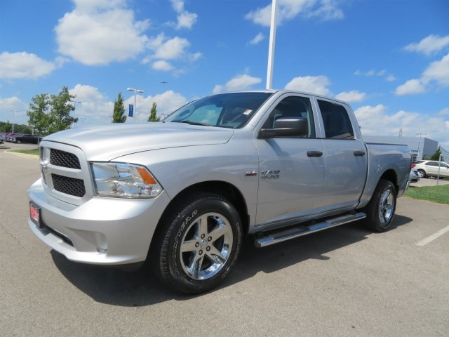 2015 Ram 1500 Crew Cab 4x2,  Pickup #ST4855 - photo 4