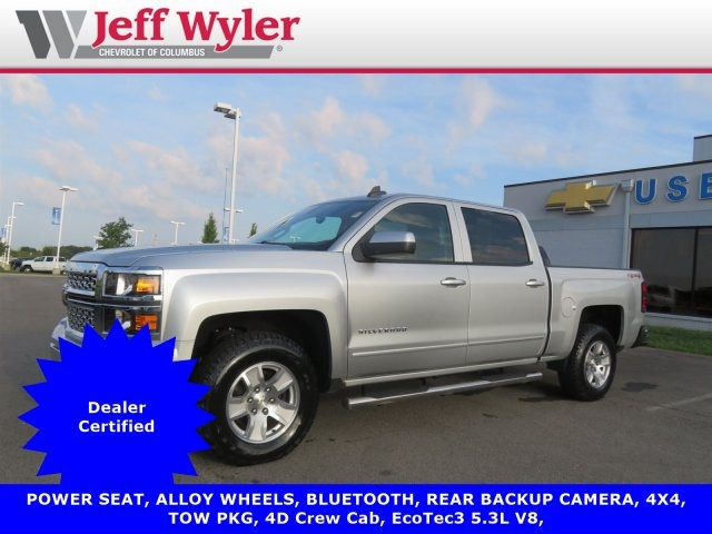 2015 Silverado 1500 Crew Cab 4x4,  Pickup #ST4877 - photo 1